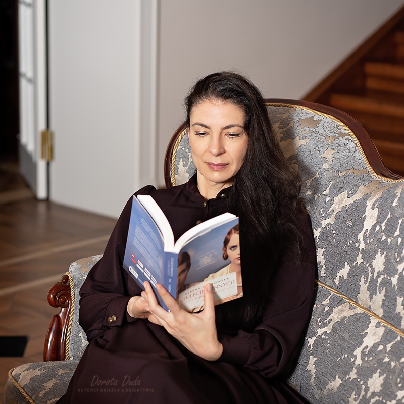 Ałbena Grabowska fot. Dorota Duda